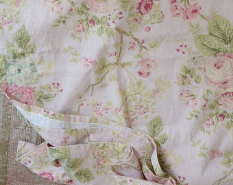 Amazing Vintage French Curtain