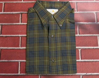 Vintage Deadstock / 1950s Rocabilly / NOS Men's shirt / Conclo Creations Size M