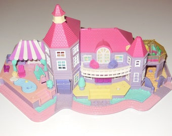 1994 Polly Pocket Light-up Magical Mansion Compact - Bluebird Toys