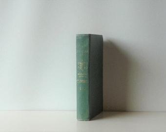 "Classic Literature ""Gentian Hill"" by Elizabeth Goudge 1949 Green Hardcover Book  Coward-McCann Historical Fiction"