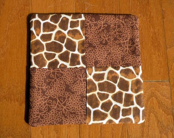 Pot Holder - Giraffe Spots