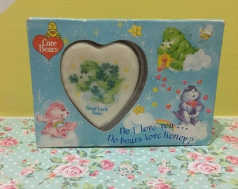 Retro Collectable Carebears Soap