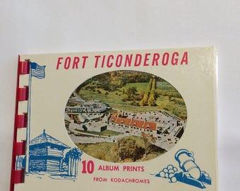 Vintage Kodachromes Postcard Book