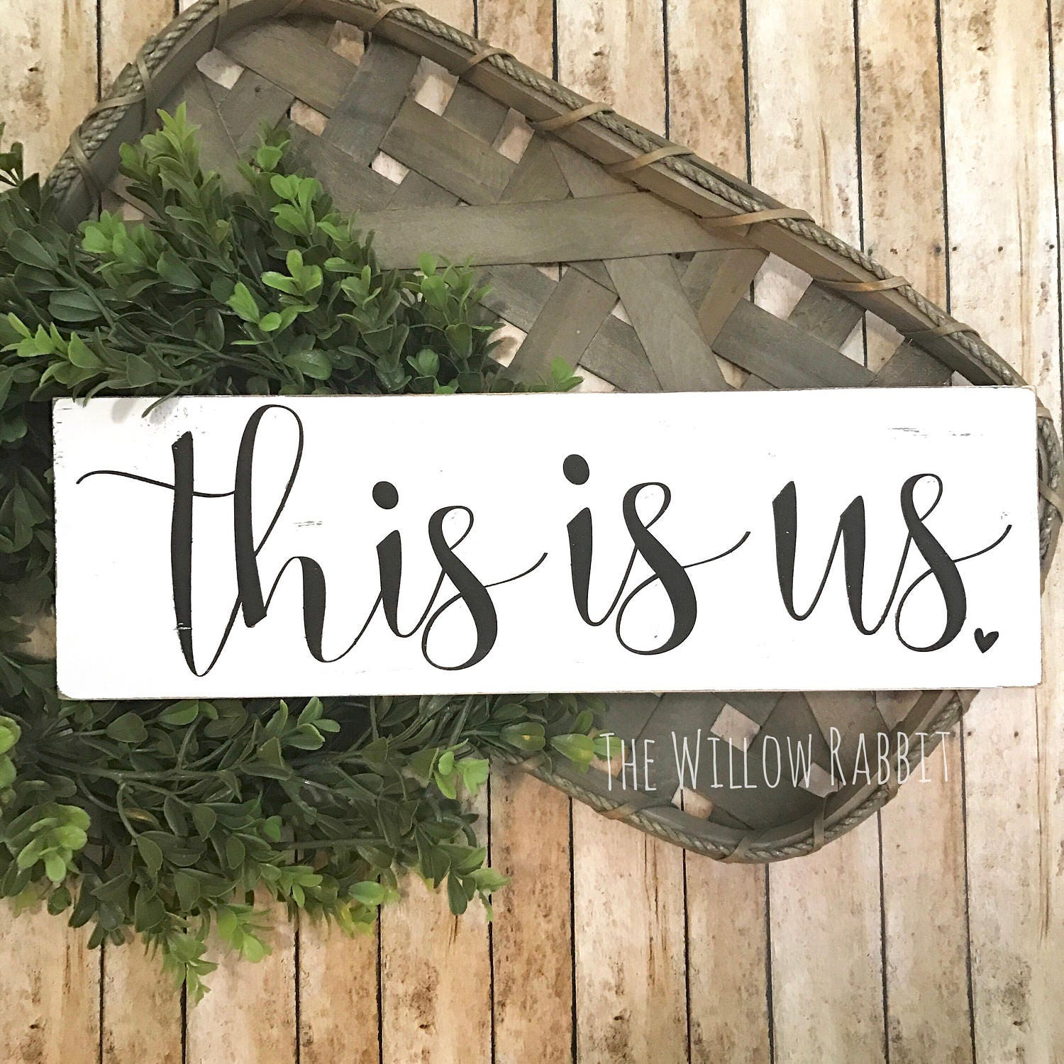 This Is Us Family Decor Farmhouse Decor Gallery Wall