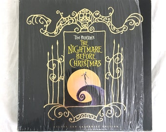Tim Burton's Nightmare Before Christmas Laserdisc Box Set