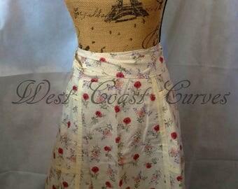 Full Skirt Apron