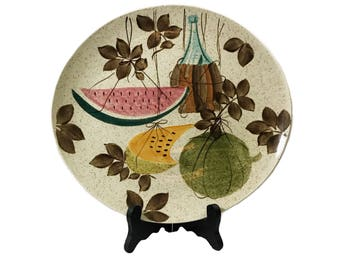 """Red Wing Tampico Dinner Plate 10"""""""
