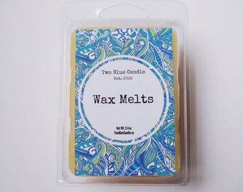 Tres Leches Cake Wax Melts Hand Poured & Highly Scented | Wax Tarts | Handmade Sweet Scent