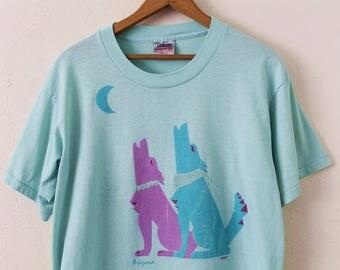 LARGE Vintage 1990s Arizona Soft and Thin T-Shirt