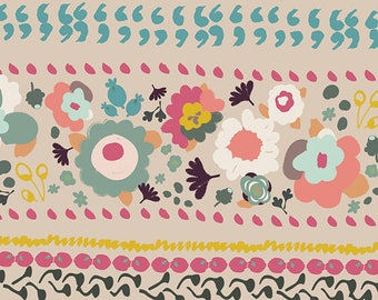 INDIE BOHEME By Pat Bravo for Art Gallery Fabrics Bohemian Quest Day