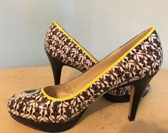 Sherlock Holmes Custom Shoes