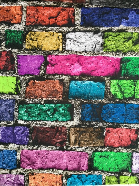 coloring pages of brick walls - photo#43