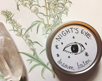Night's Eye - Dream Balm - 1 oz.