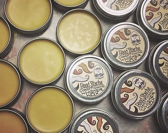 Greybeard's Good 'Stache Conditioning Moustache Wax 1 oz.