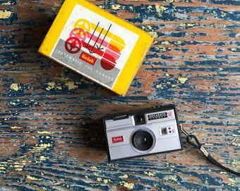 Vintage Kodak Instamatic 100 Camera + Box