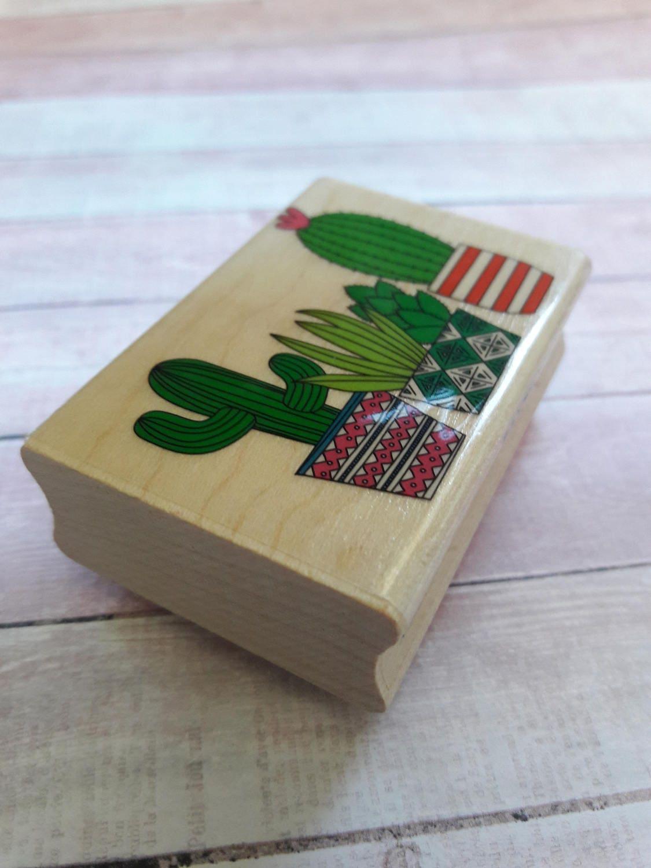 Rubber stamp craft supplies -  6 20
