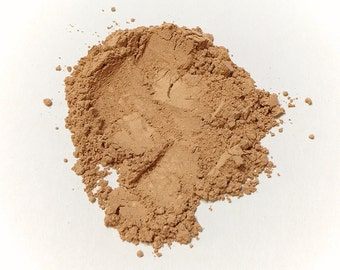 SUMMER TAN Mineral Foundation - Powder Mineral Makeup Gluten Free - Original Blend