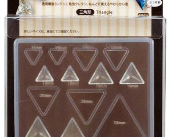 Soft Mold Triangle Pyramid