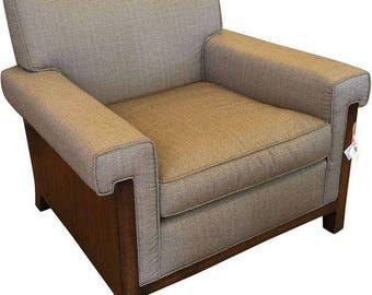 Nancy Corzine Art Deco Designer Club Chair