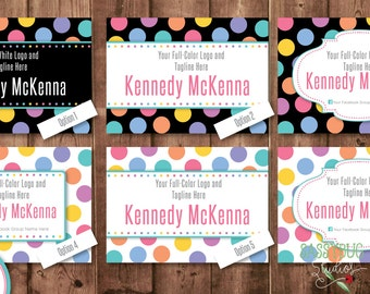 Retailer Marketing Name Sign | 5x7 | Pick Your Design | Personalized | DIGITAL PRINTABLE