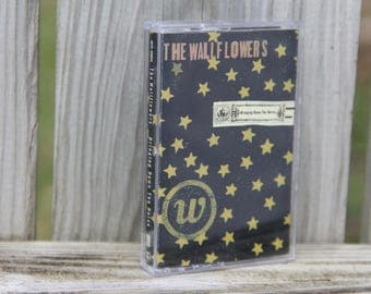 The Wallflowers Bringing Down the Horse Vintage Cassette Tape