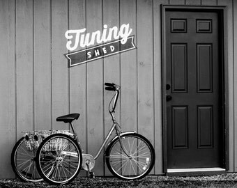 Vintage Bicycle Art, bicycle print, bicycle art, bicycle wall art, vintage art, vintage photo, vintage print, sports decor, black white
