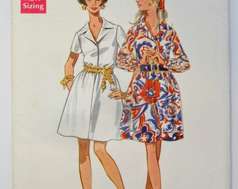 Butterick 5265 Misses' Dress Size 14 Uncut