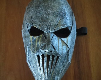 Slipknot Mick Thomson The Gray Chapter Solid Fibreglass mask Number 7