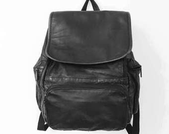 Vintage Wilsons  Leather Backpack
