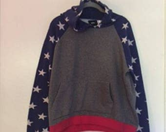 Patriotic sweatshirt while we still have a country