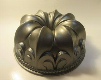NordicWare Fleu-de-Lis Bundt Cake Pan