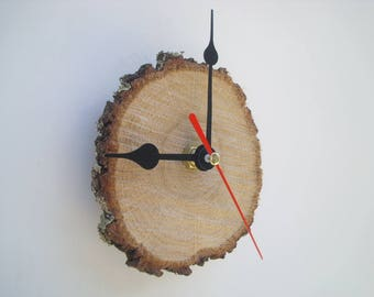 Oak oak clock, exceptional price limited offer virtually FREE