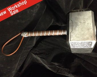 Thor Hammer Raw Resin Kit
