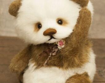 Panda Sin-Sin(is possible repeat to order) , Teddy Bear Stuffed Animal Bear Soft Toys Artist Teddy Bears