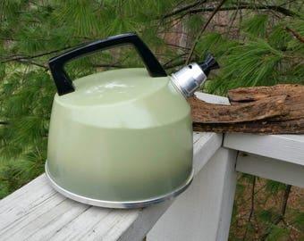 Mirro Avocado Green Tea Kettle