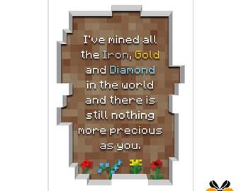 Precious - DIGITAL - Romantic Card