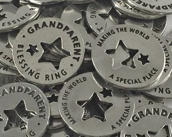 Grandparent Blessing Coin - SET OF 10