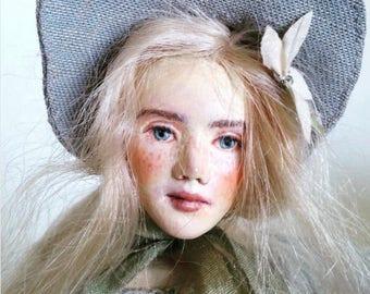 bjd ooak art doll