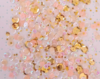 Updated Peachy Keen II Sequin Mix packet