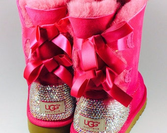 Unique Bling Uggs, Bling Ugg Boots, Crystal Ugg Boots, Ugg Boots, Bedazzled Ugg Boots, Uggs, Bling Uggs, Ugg, Bling Boots, Custom Uggs