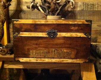 Custom Made Harry Potter Chest