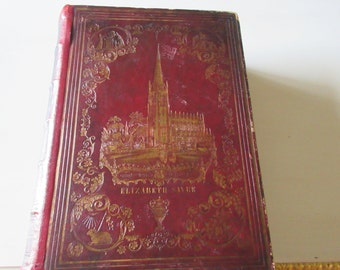 ANTIQUE HOLY BIBLE