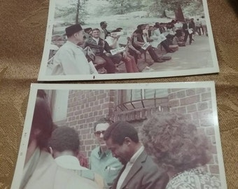 Political photos black history civil rights leader paul boutelle 1960s