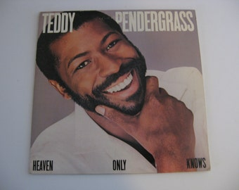 Teddy Pendergrass - Heaven Only Knows - Circa 1983