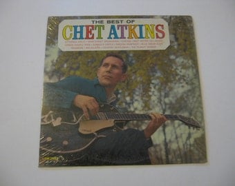 Chet Atkins - The Best Of Chet Atkins - Circa 1964