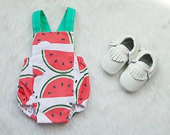 The ORIGIANL Watermelon Romper