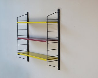 Mid century Drentea wall unit in the style of Tomado 1950's or 1960's