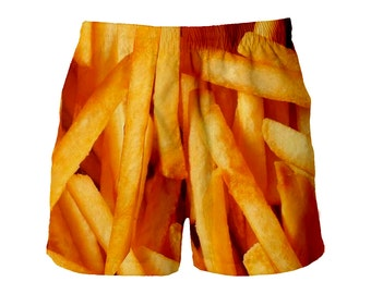 French Fries Shorts