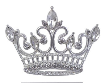 Style # 16125 - Kings Point Crown Pin