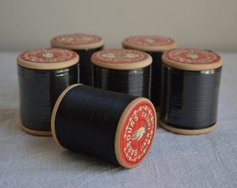 2 ounce Spool of vintage Barbour's Irish Linen thread - last one!